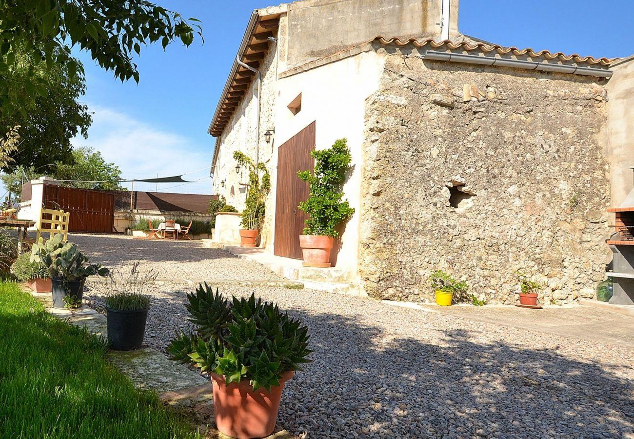 Landhaus in Santa Margalida - Rafal des Turó villa Santa Margalida 061