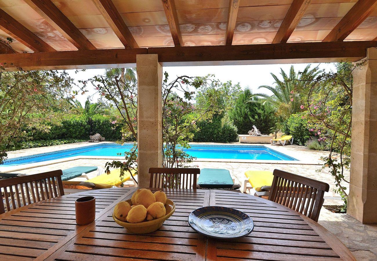 vAb 100€ pro Tag  können Sie Ihre Villa auf Mallorca mieten