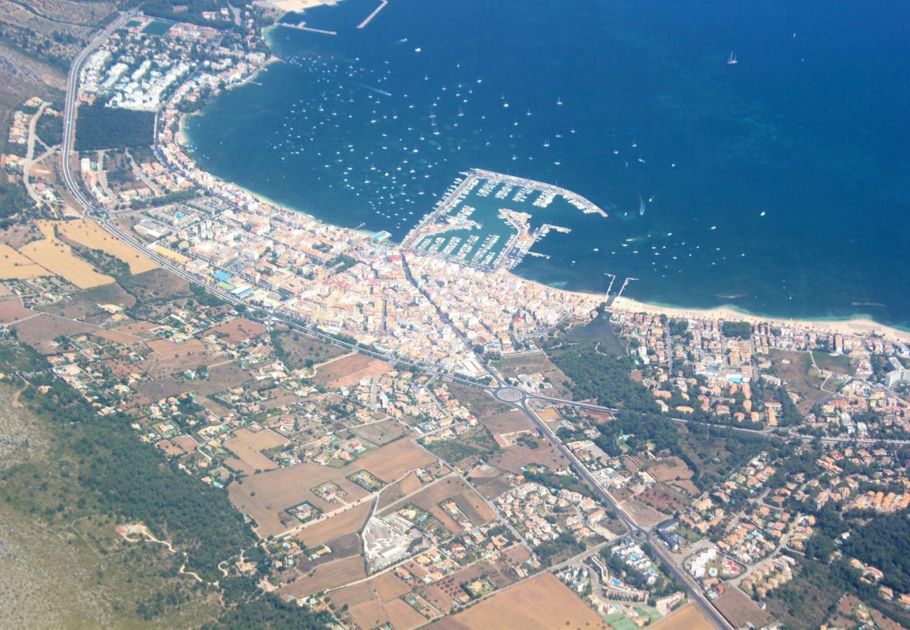 Ferienwohnung in Port de Pollença - Gotmar apartamento Puerto Pollença  072