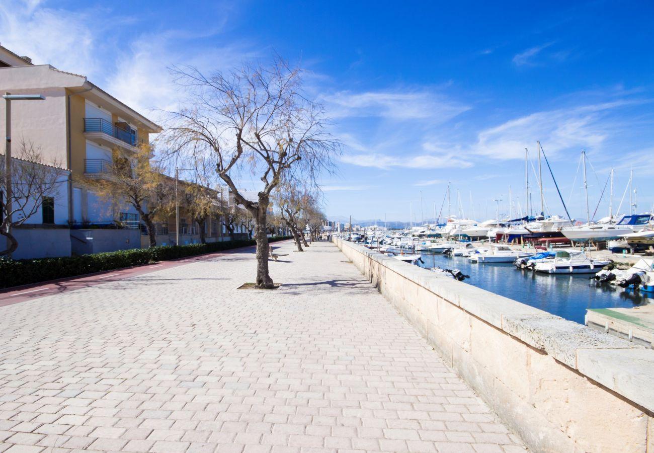 Can Picafort Promenade