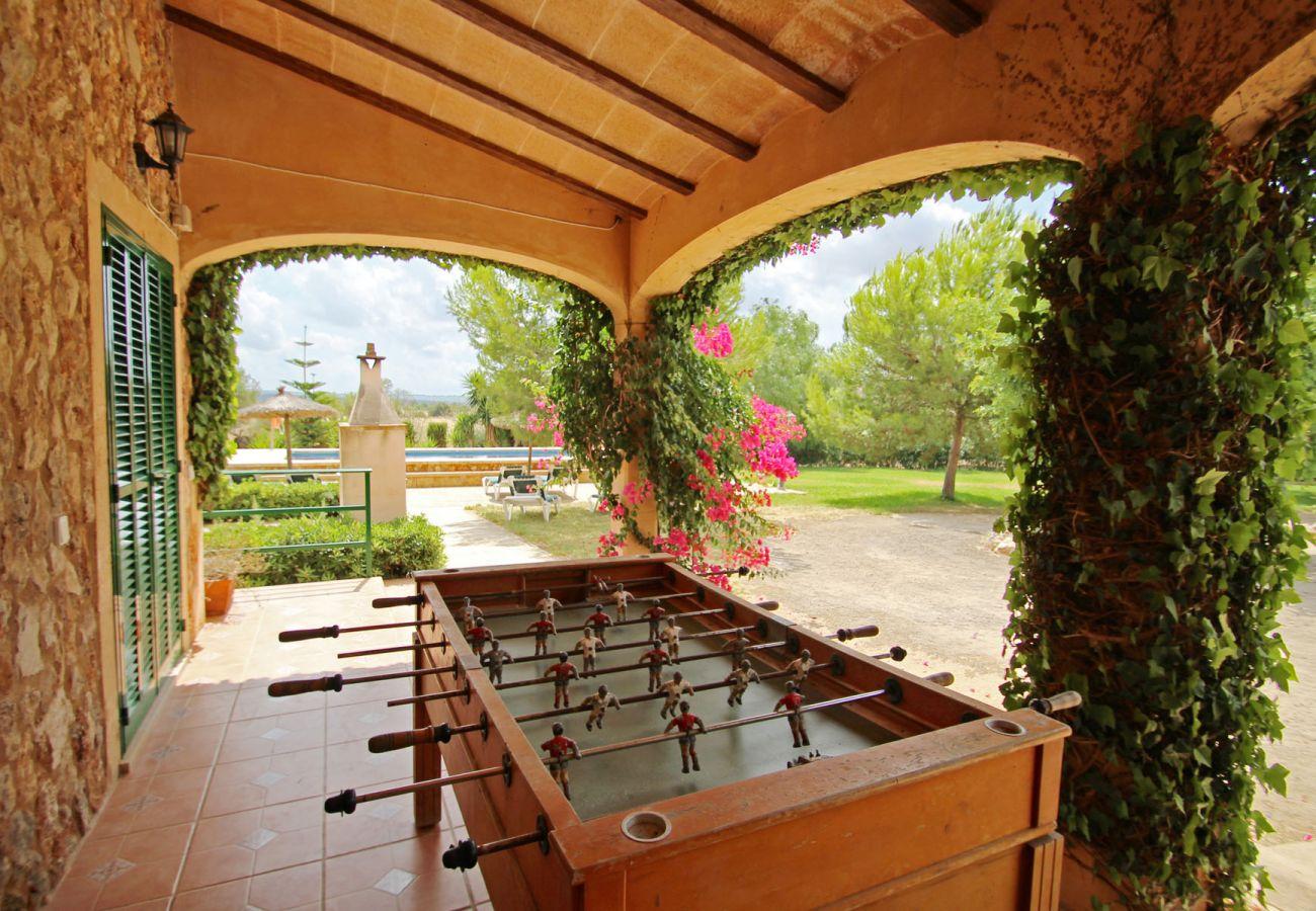 Finca in Campos - Finca Els Girasols