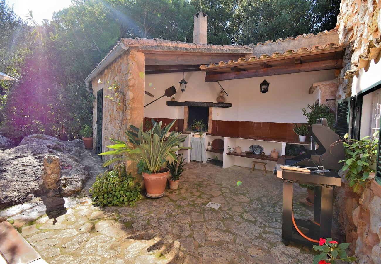 Finca in Pollensa - Casa de Mercedes Pollensa 057