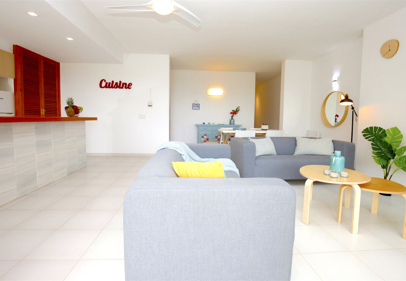 Ferienwohnung in Ses Covetes - Sweet Home Es Trenc II