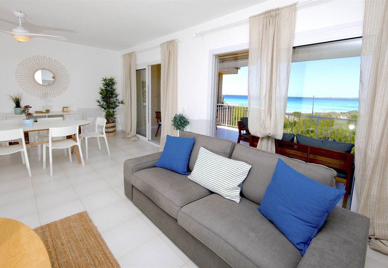 Ferienwohnung in Ses Covetes - Sweet Home Es Trenc IV