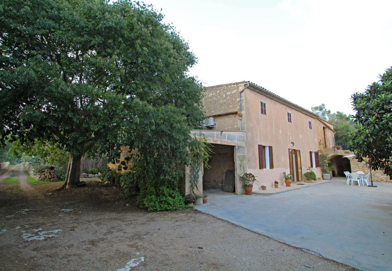 Landhaus in Felanitx - Finca Son Xuric - Big house for 8 guests - Air Con
