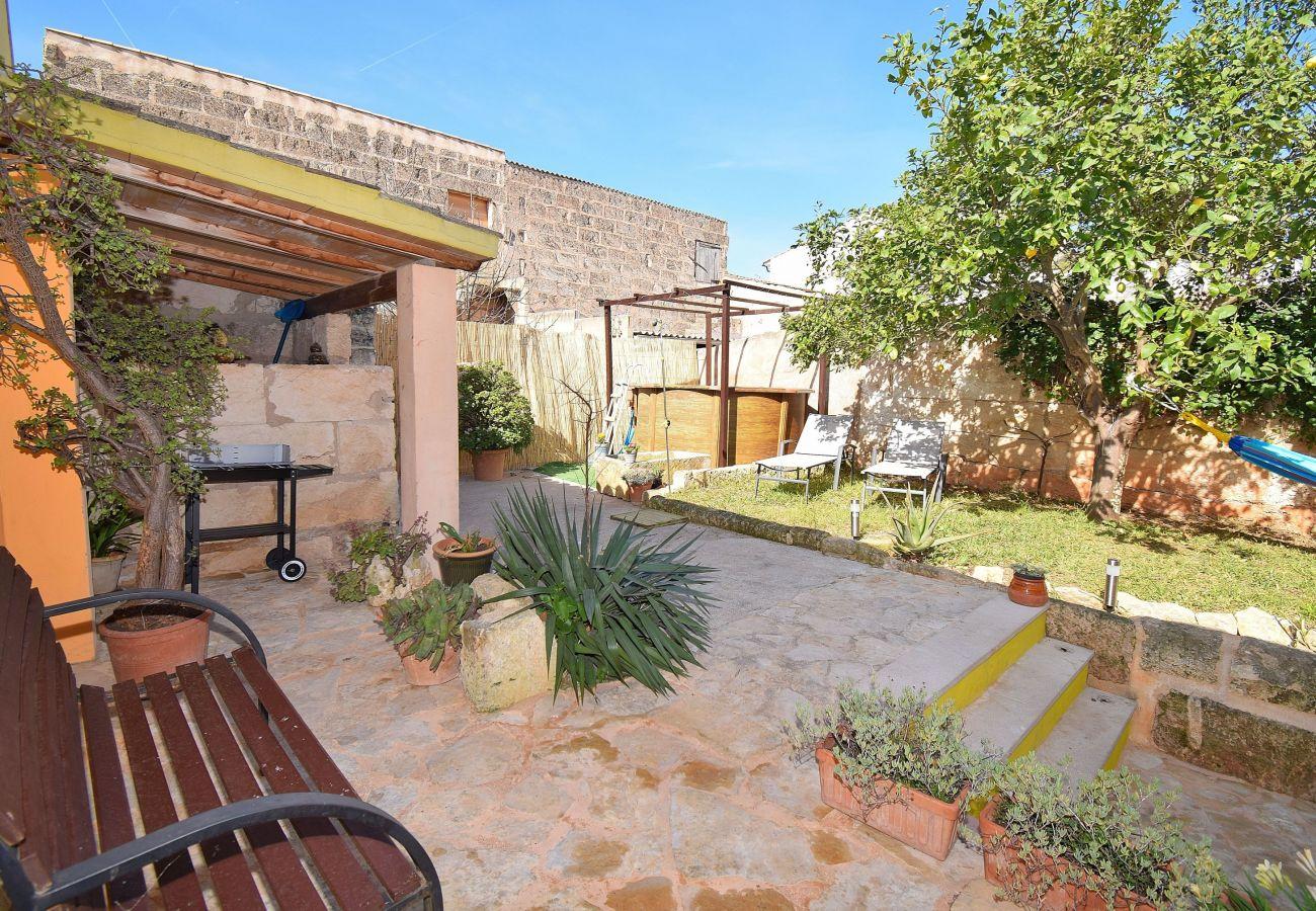 Ferienhaus in Muro - Casa de pueblo Muro 015