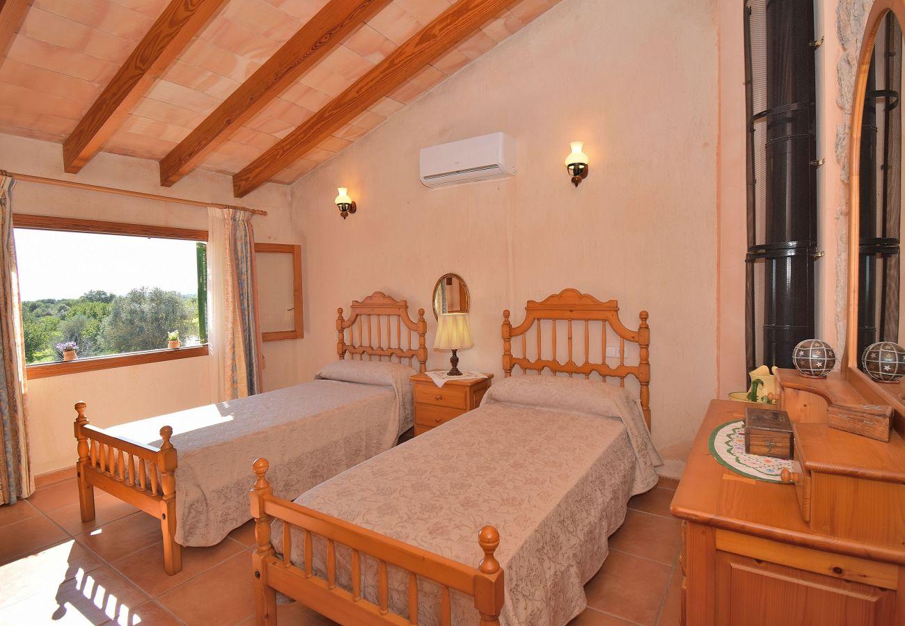 Villa in Selva - Cantabou Villa Campanet 014