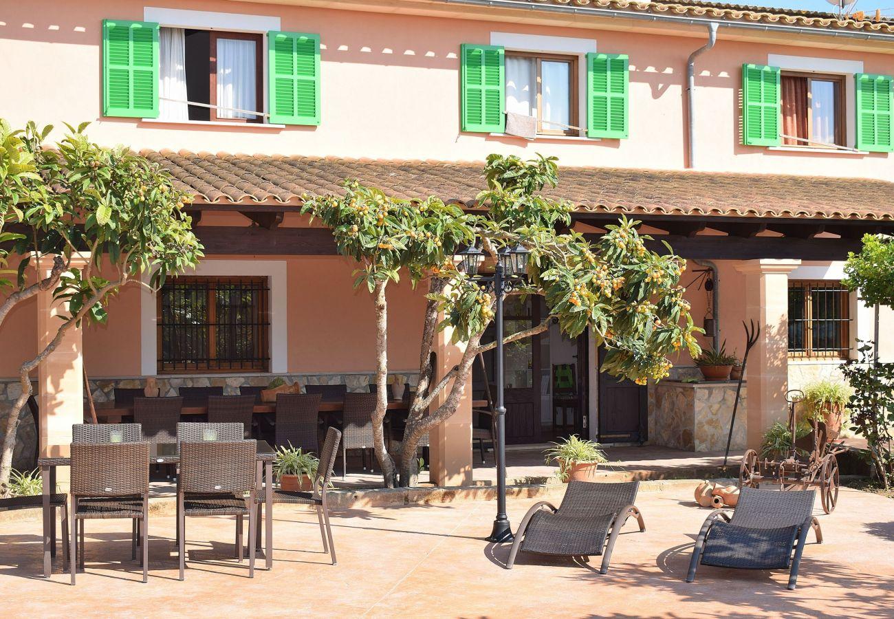 Finca in Santa Margalida - Sa Caseta des Padrí 053
