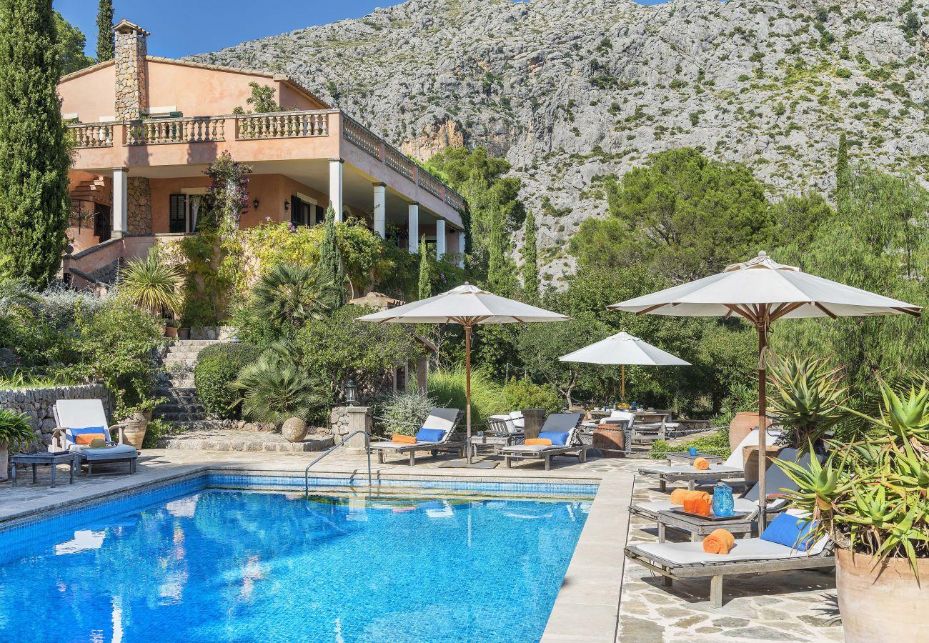 Villa can Punxa Dalt 10 Personen