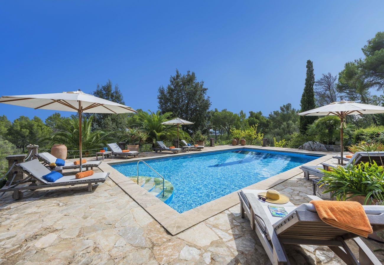 Schwimmbad Mallorca