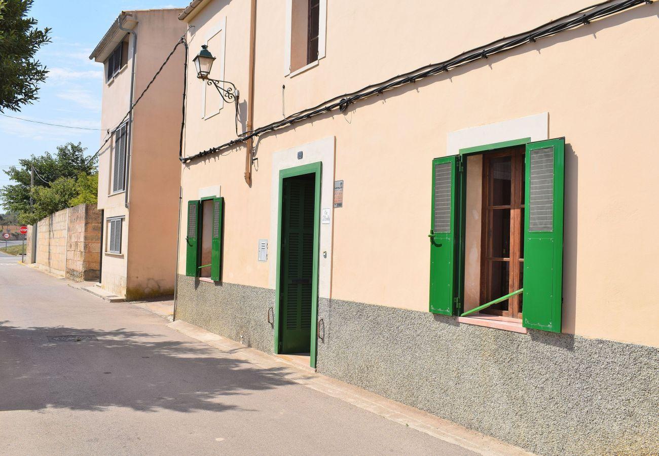 Ferienhaus in Sineu - Ca S'Escolà. Auténtica casa mallorquina Sineu 175