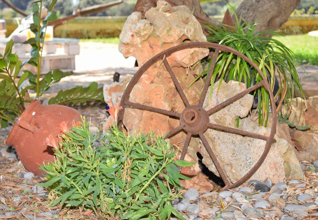 Finca in Sineu - Es Cocons Villa Sineu 055