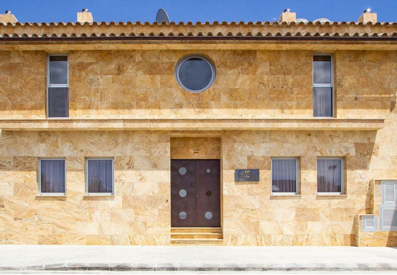 "Villa in Palma de Mallorca - Villa ""Rainbow"" Palma 501"