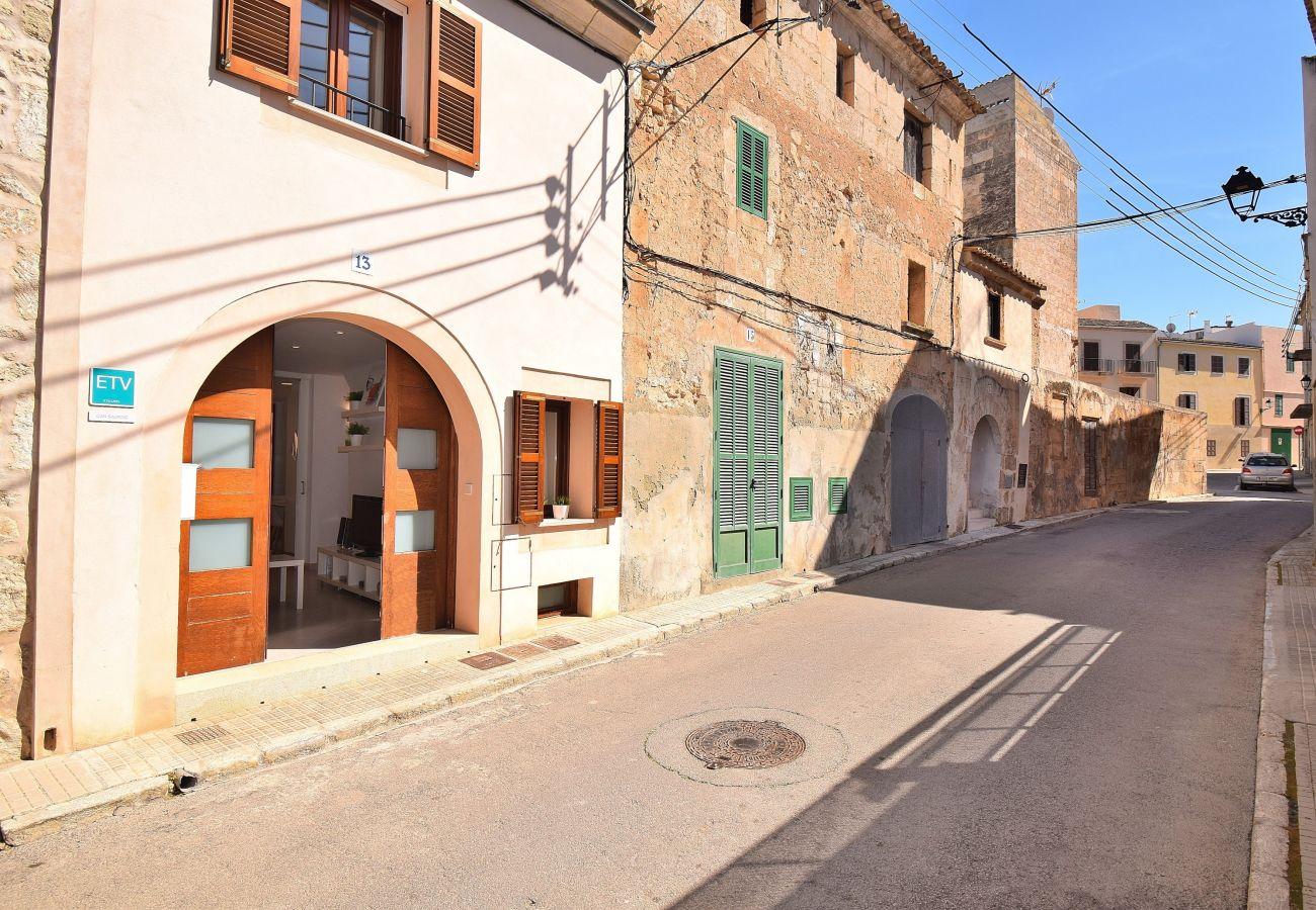 Ferienhaus in Muro - Can Salroig Muro (FIBRE OPTIC INTERNET)  002