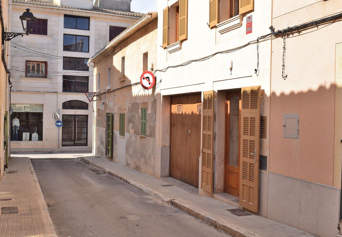 Ferienhaus in Muro - Ca Ses Nines de Muro (FIBRE OPTIC INTERNET)  003