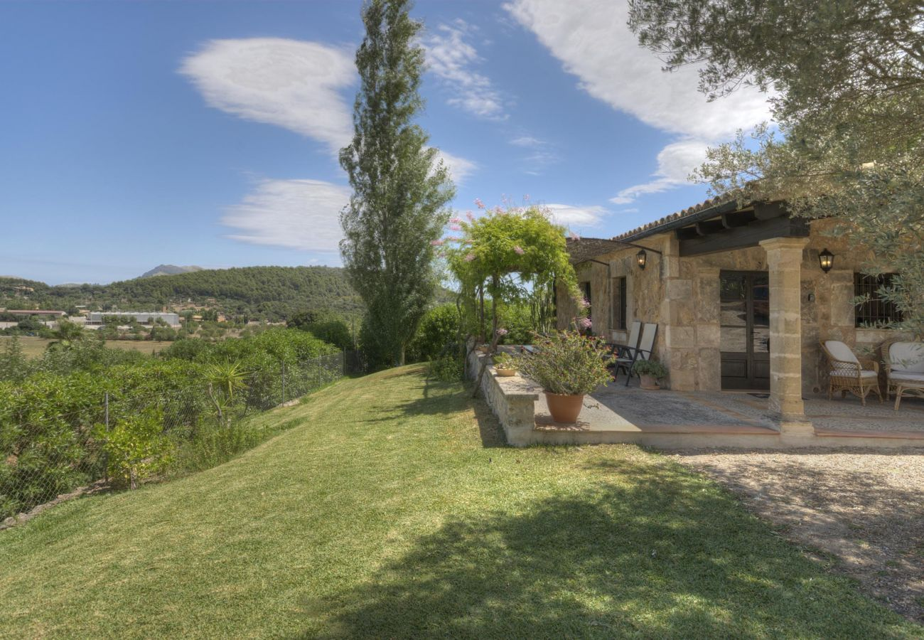 Country house in Pollensa / Pollença - COSTER DEL PUIG (ETV/158) Ref. VP18