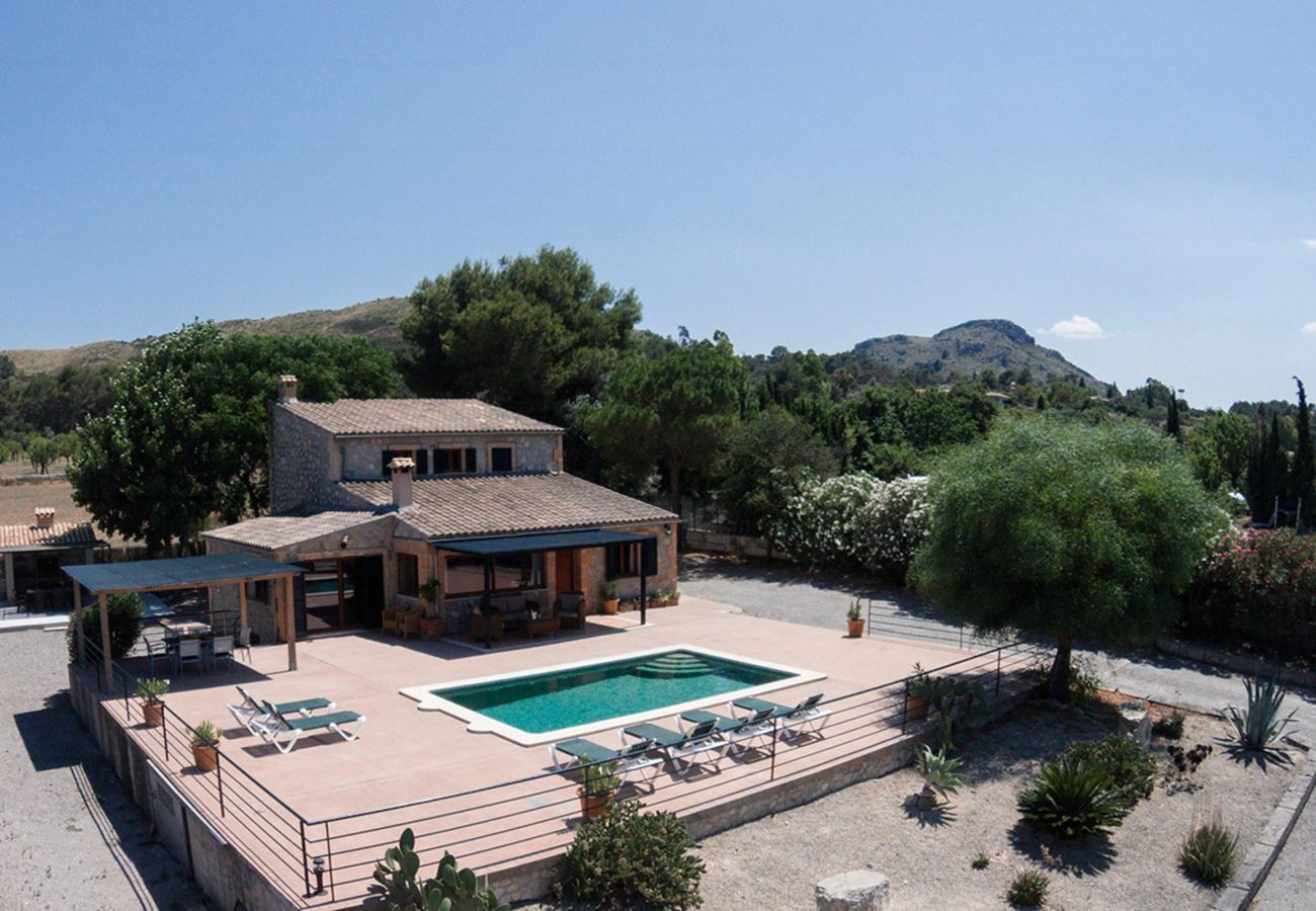 Country house in Alcudia - OSCOLS (ETV/364) Ref. ALC04