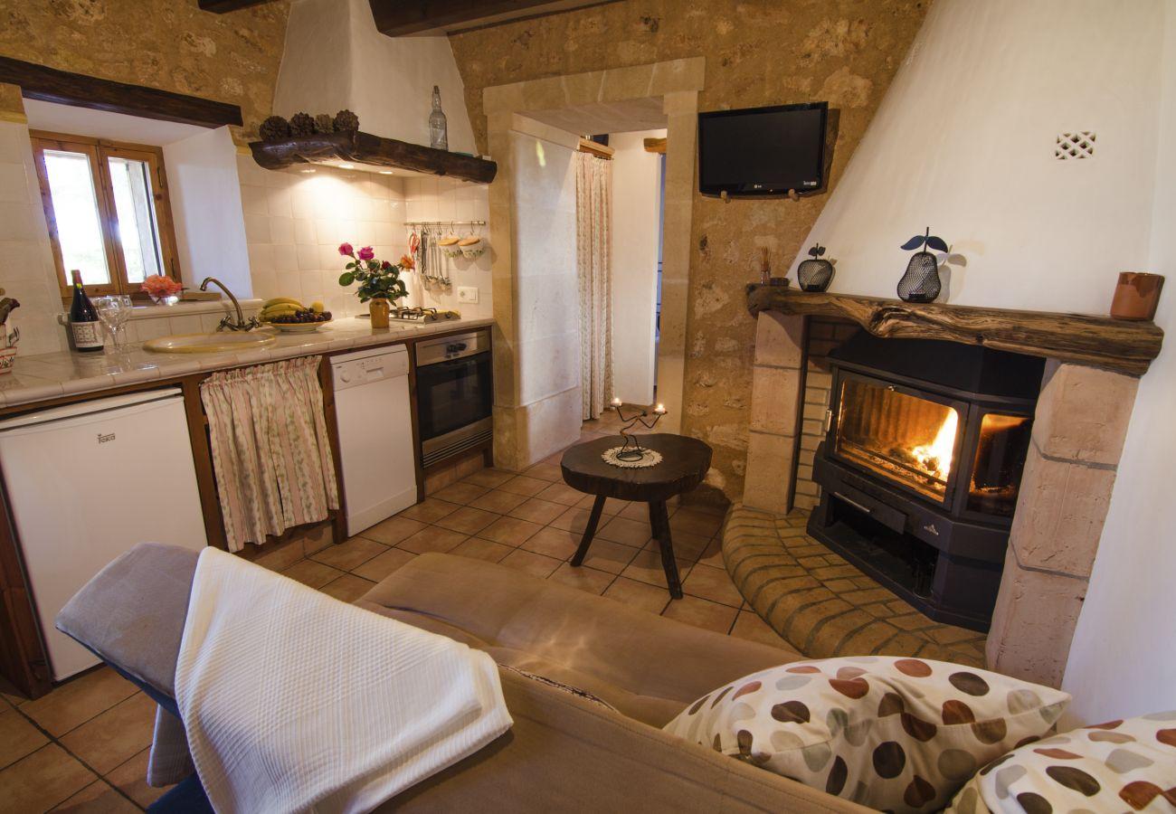 House in Campos - Son Coves, Casa Mallorquina cerca de Es Trenc