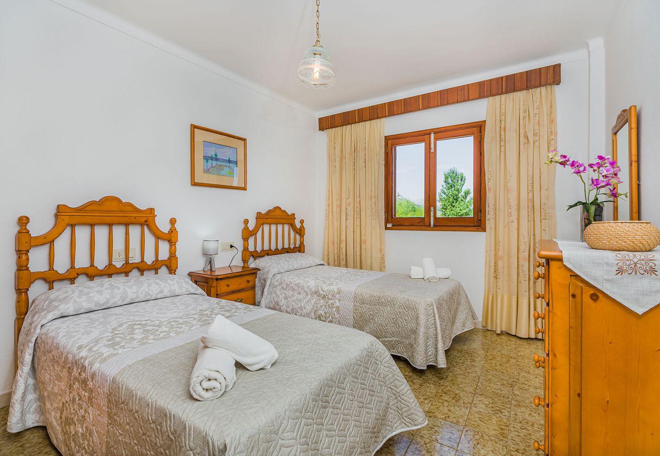 Country house in Pollensa / Pollença - CAN BARRETAS (VTV 0482 BAL) Ref. VP52