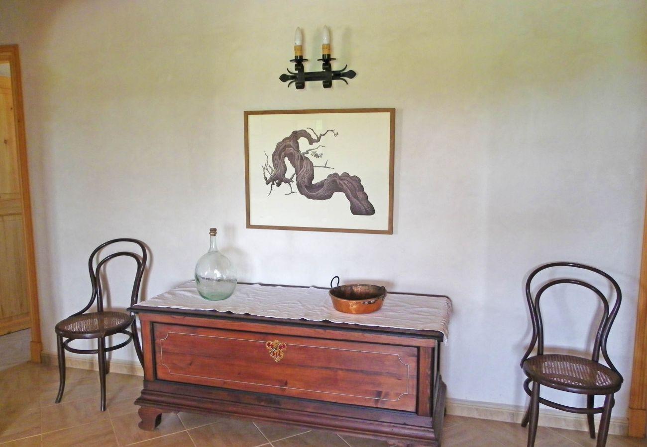 Cottage in Felanitx - Finca Can Roca - Rural - AirConditioner - WiFi