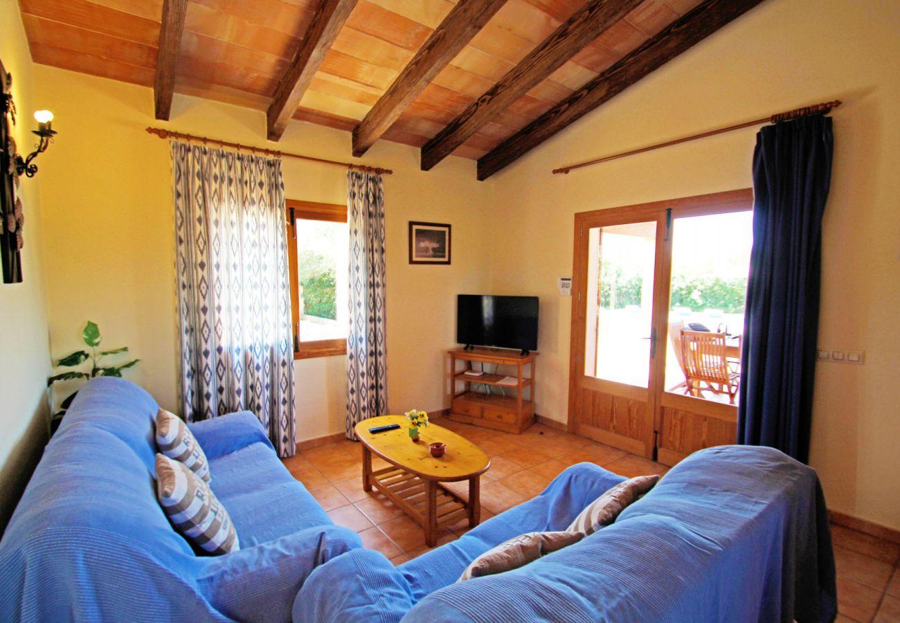 Country house in Campos - Finca Can Coll - Big Garden - AirConditioner