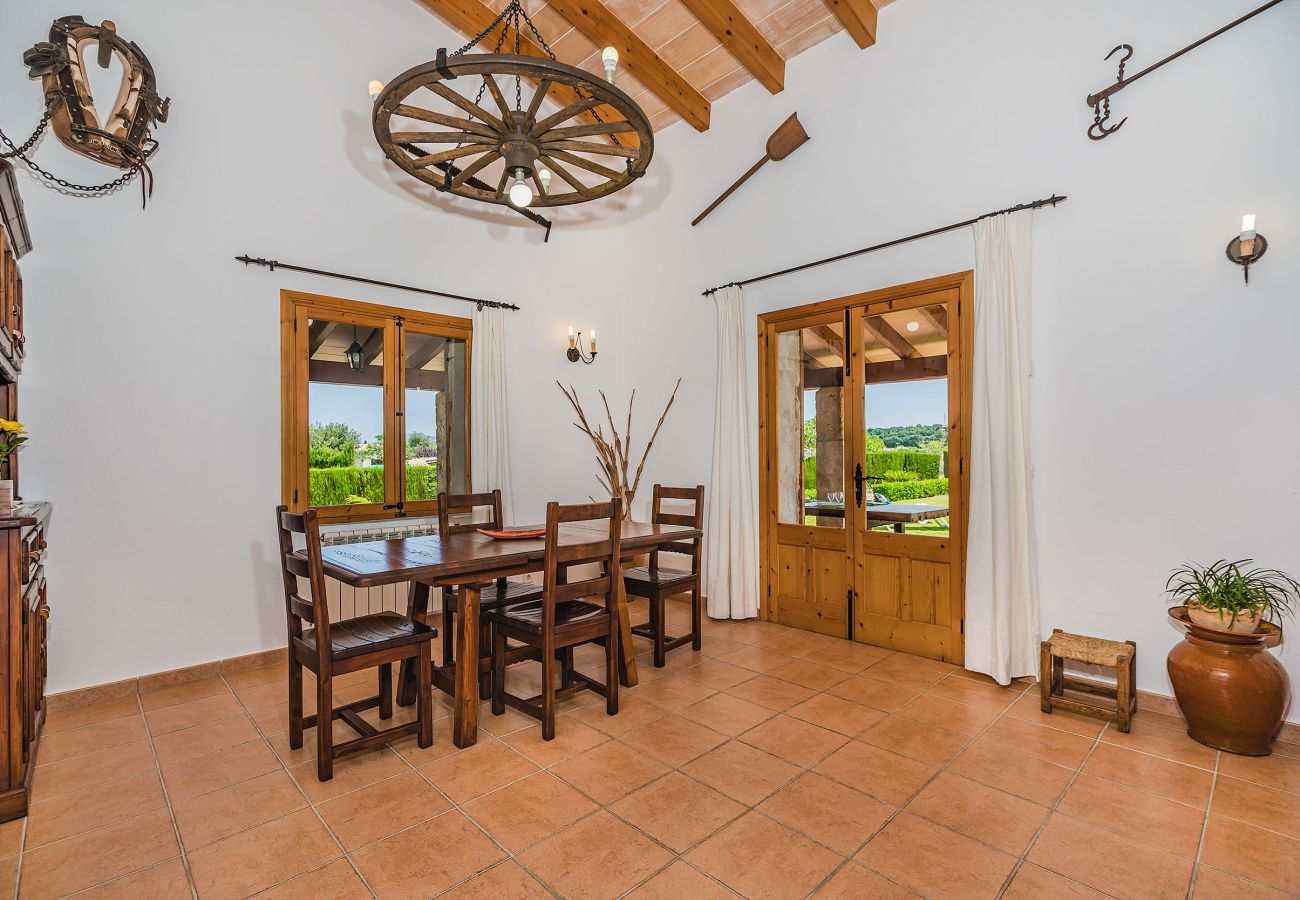 Country house in Alcudia - CA NA FRANCISCA (ETV/533) Ref. VP03