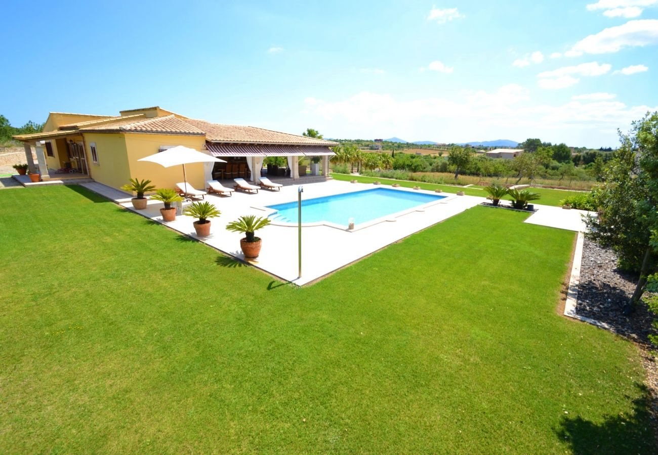Private rent Finca Mallorca