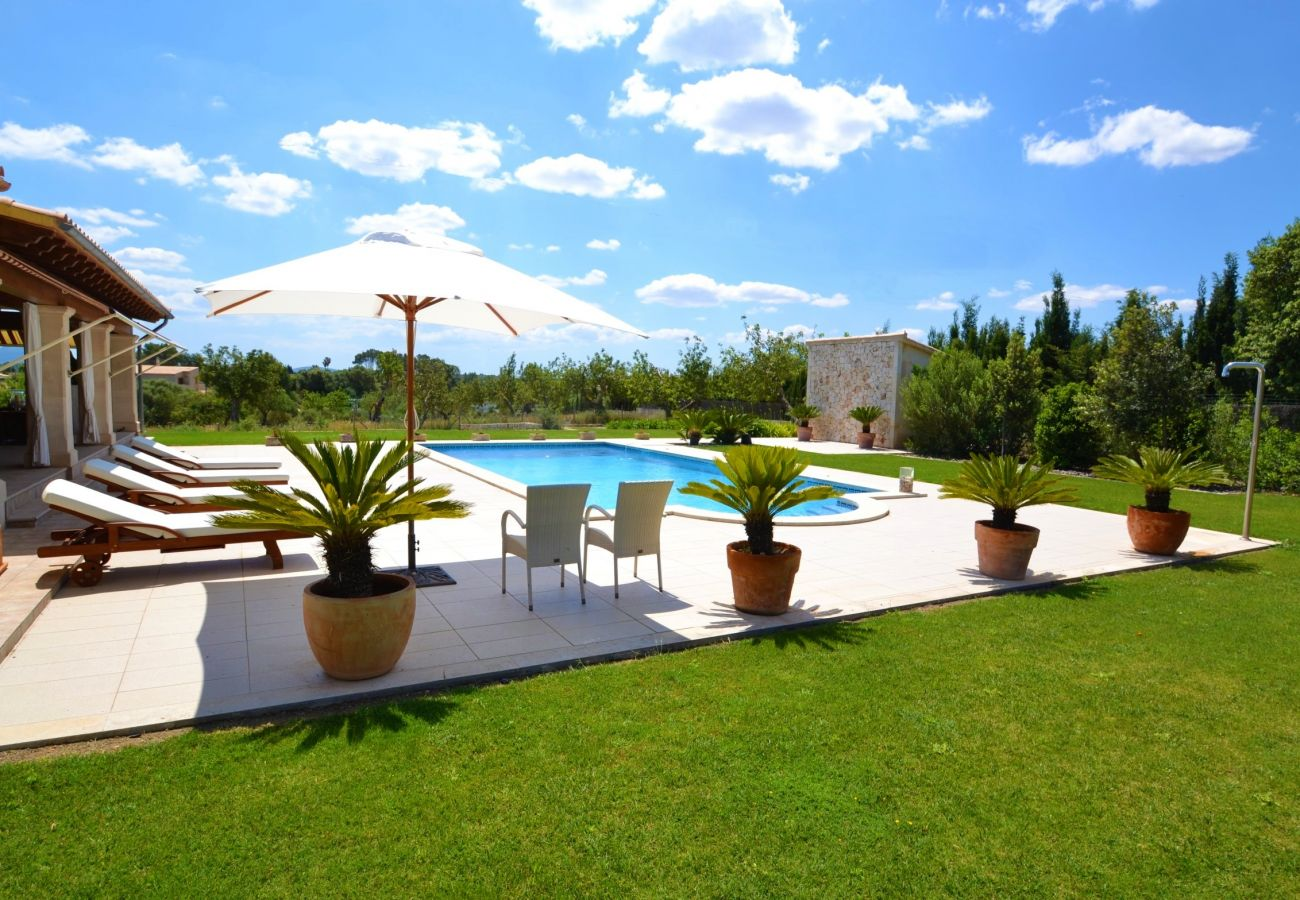 vFrom 100 € per day you can rent your finca in Mallorca