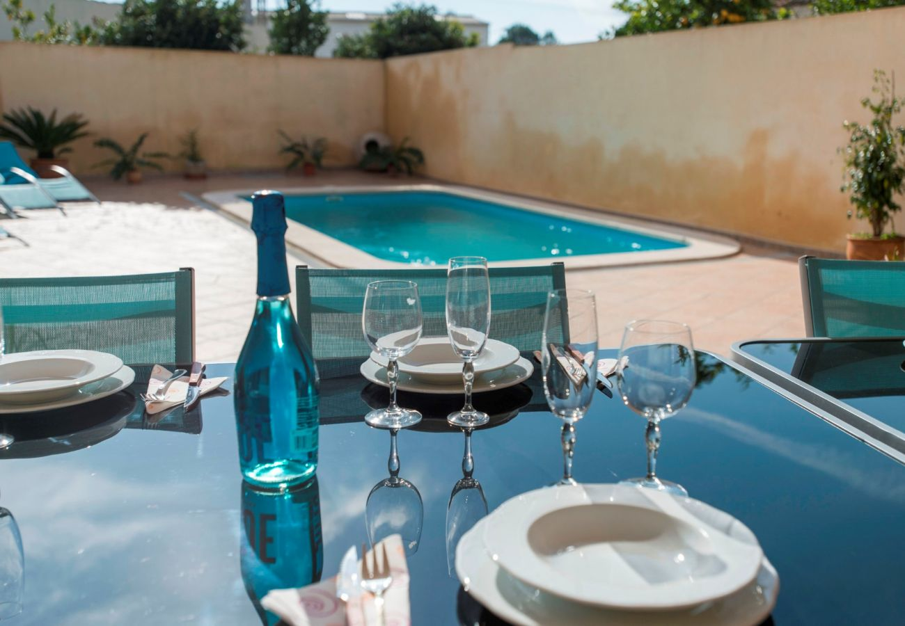 Private rent Finca Mallorca