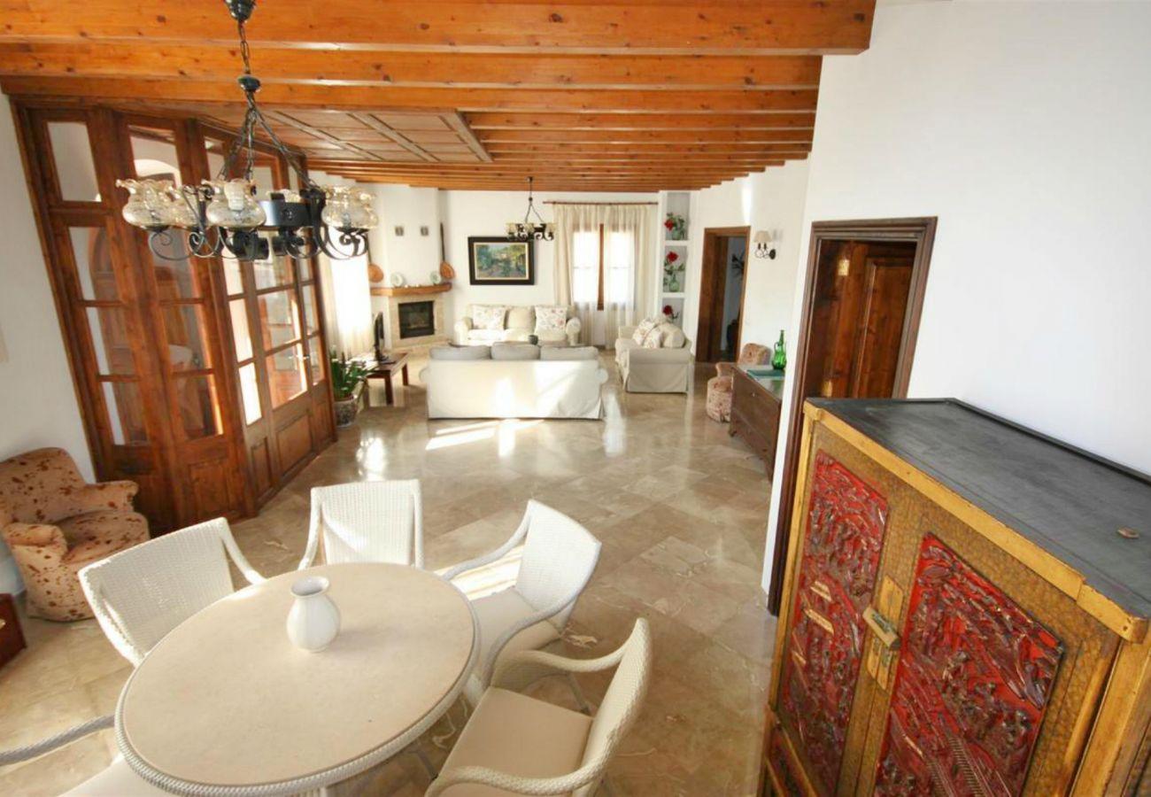 Country house in Petra - Son Capellet villa Petra  028