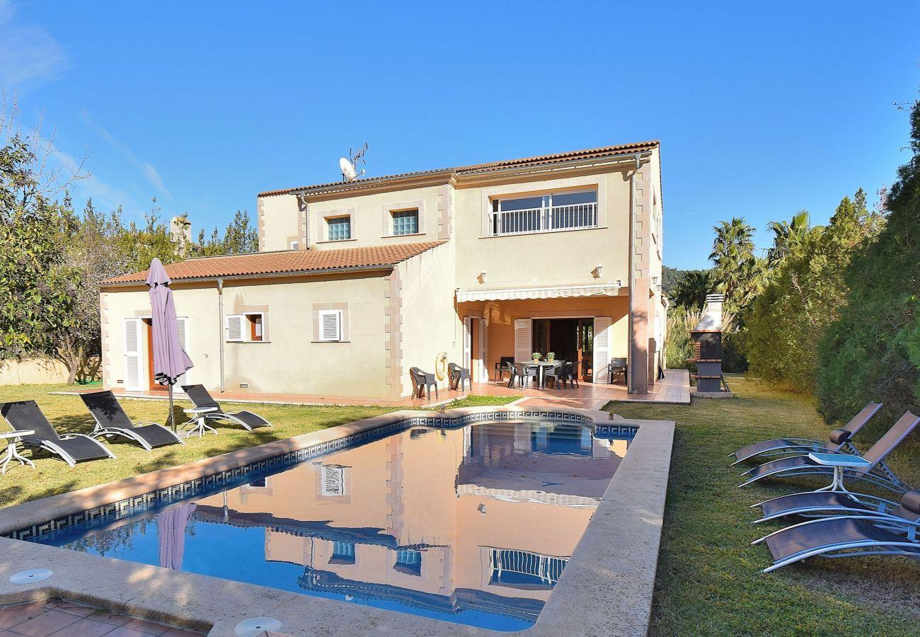 House in Sa Pobla - Ximo Villa Sa Pobla 035