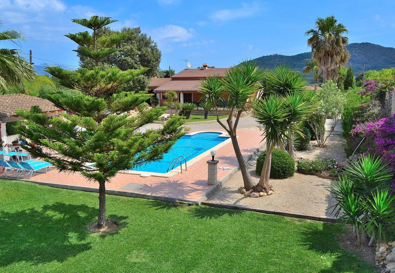 House in Inca - Es Pinaret finca Inca Mallorca 044