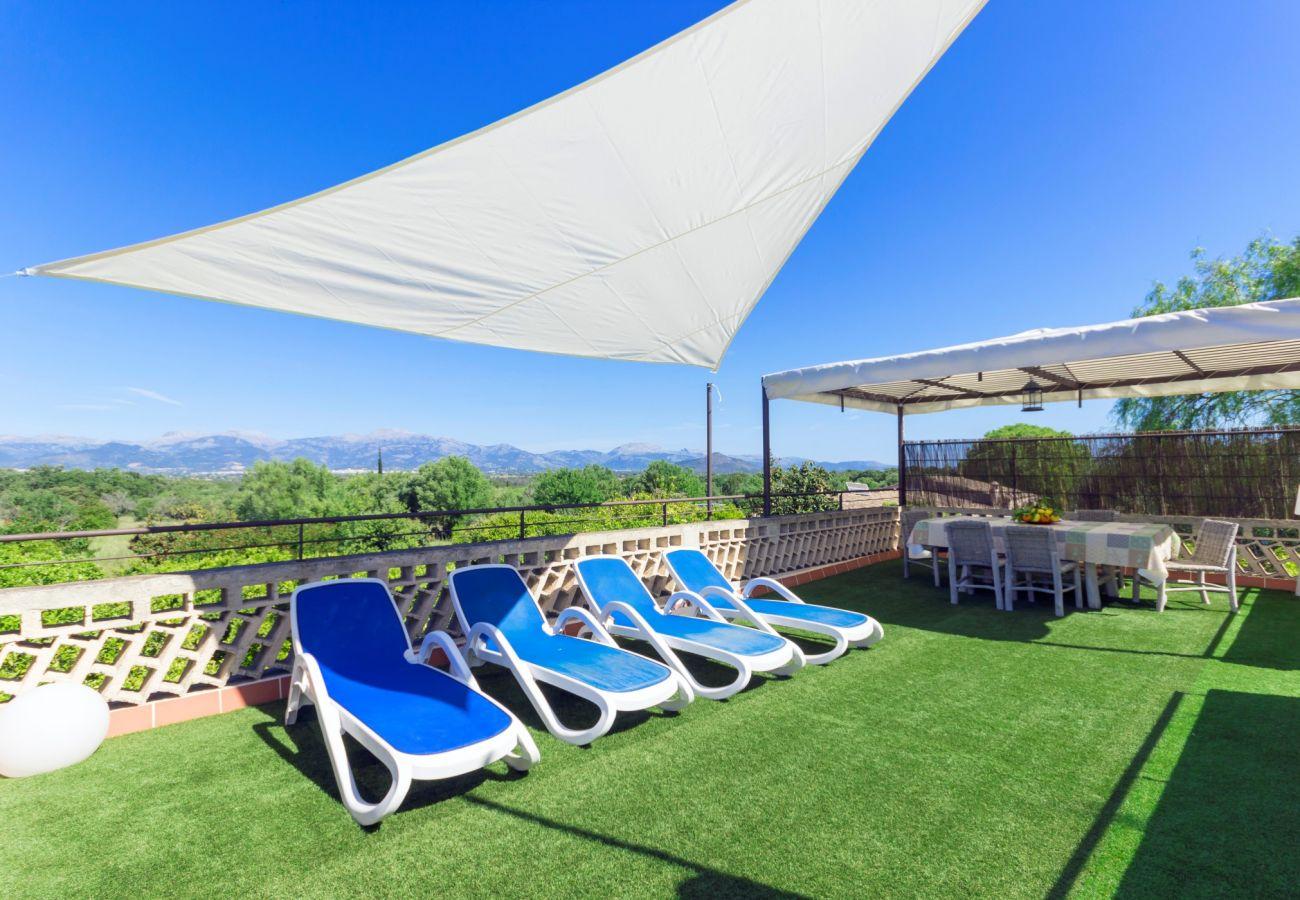 Country house in Costitx - Can Tiro villa Costitx Mallorca 096