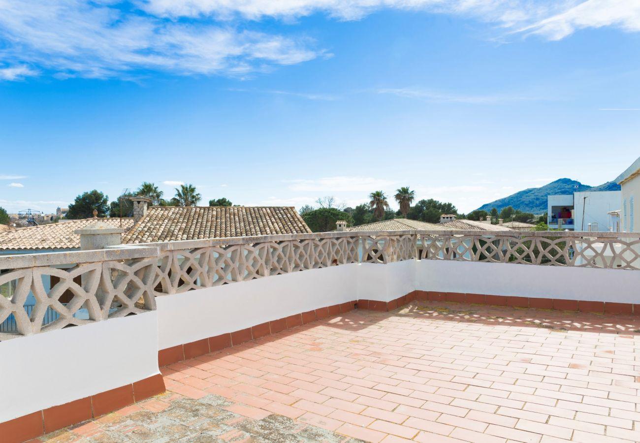 House in Alcudia - Can Xim Es Barcares Alcudia adosado 080