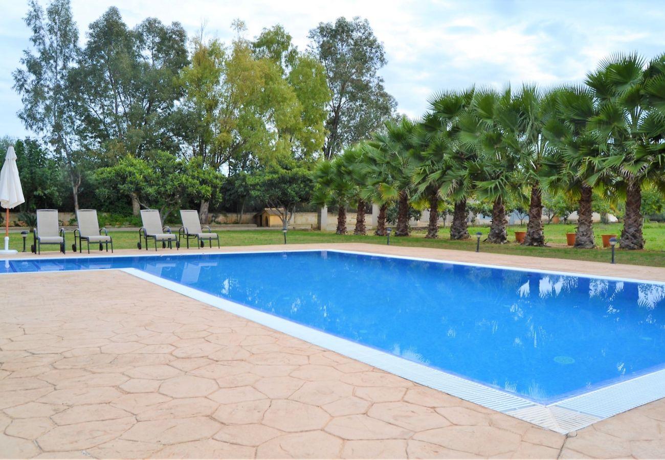 Country house in Llubi - Caulls, Finca Inca 060