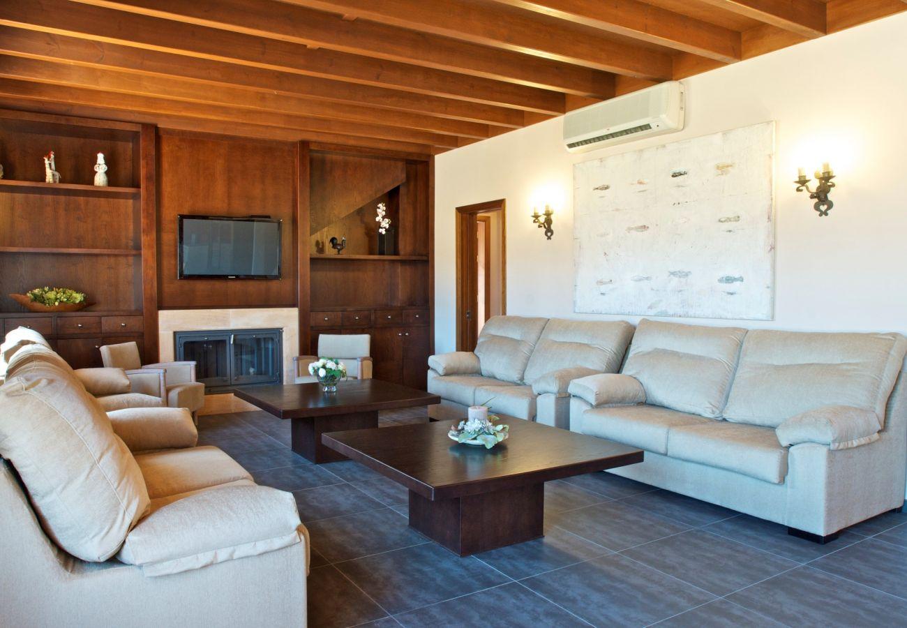 Country house in Manacor - Salvia Villa Manacor 068