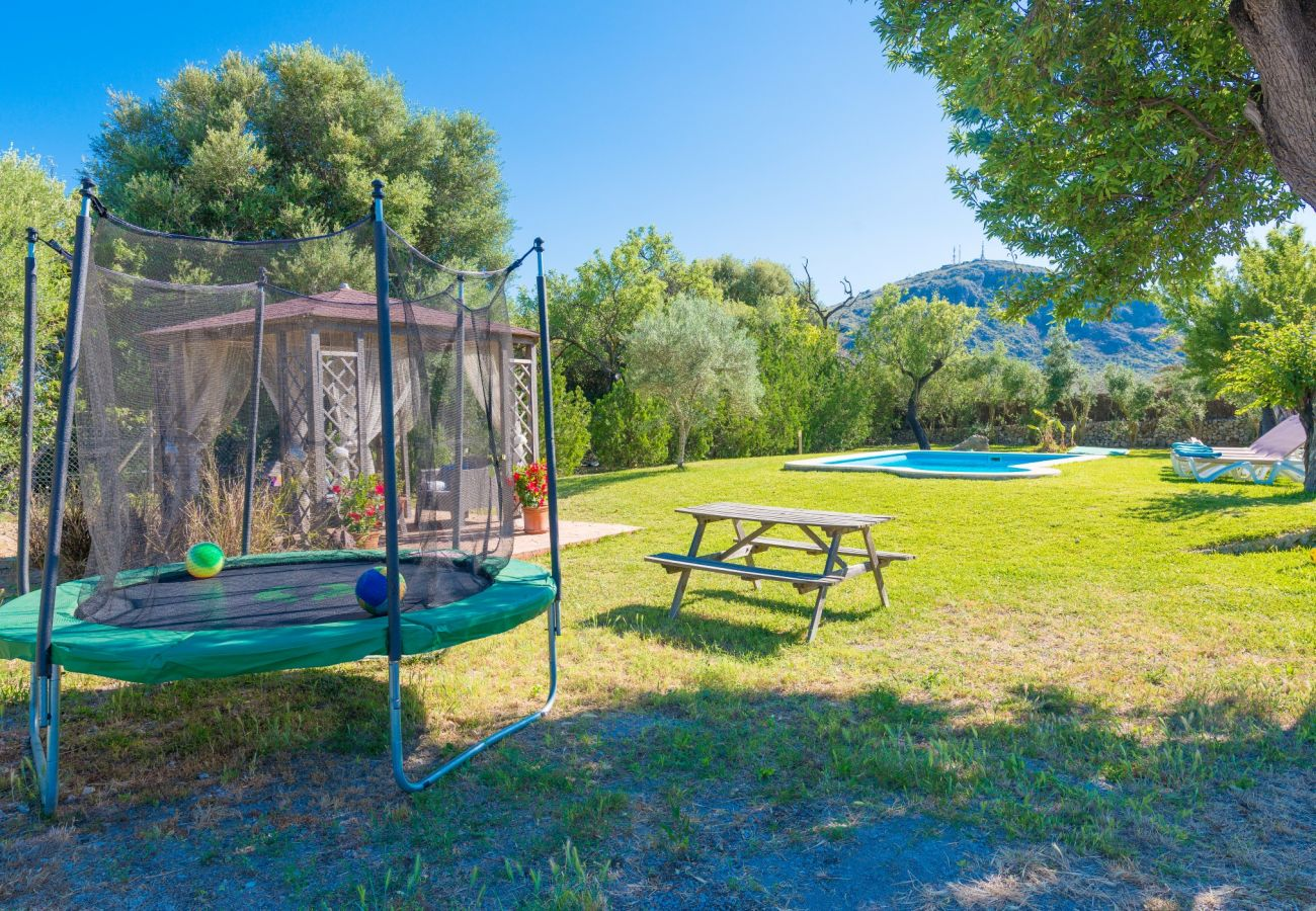 Country house in Alcudia - Can Roig finca Alcúdia 113