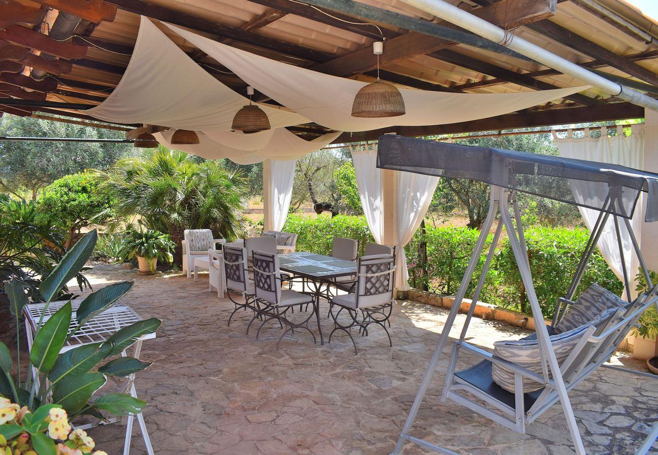 Country house in Buger - Sa Figuera Blanca Búger Finca 115
