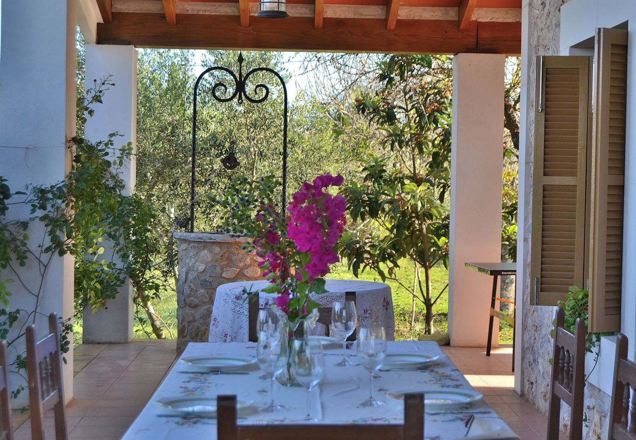 Country house in Buger - Son Tresco Búger Finca Mallorca 126