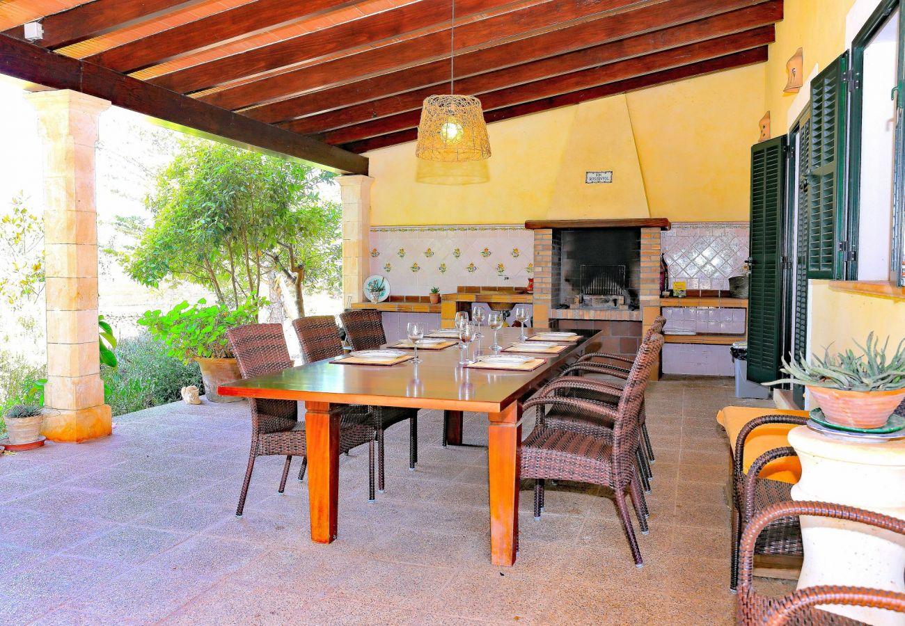 Country house in Sineu - Son Rossinyol Sineu villa 128