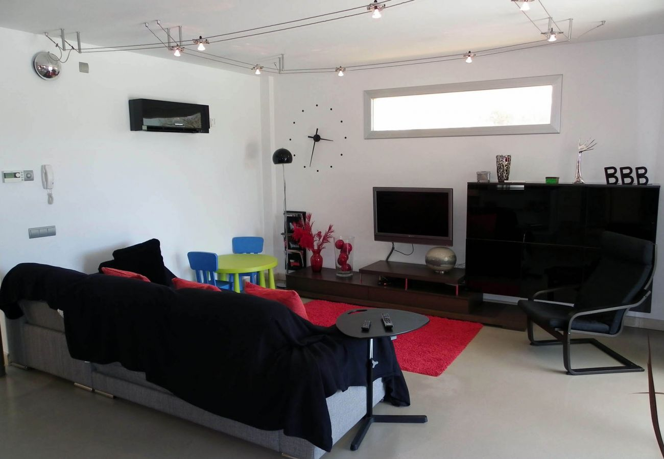 Villa in Porreres - Villa S'Estacio - Modern villa for families