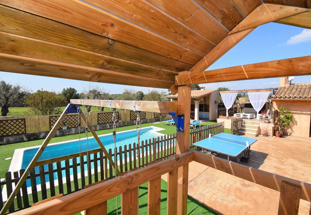 Country house in Llubi - Son Sitges Llubí Finca 139