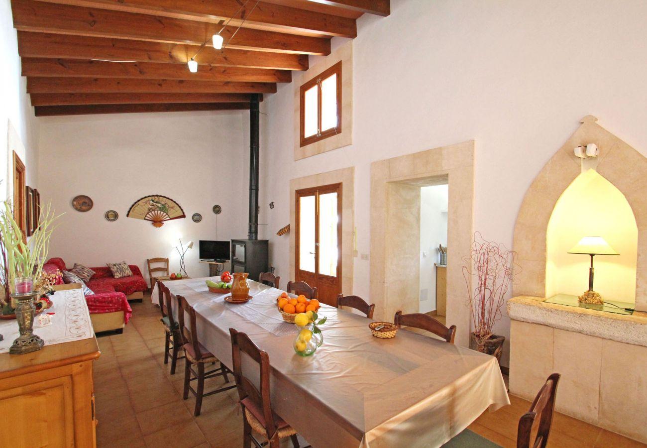 Country house in Porreres - Finca Son Vado - RELAX - Nature
