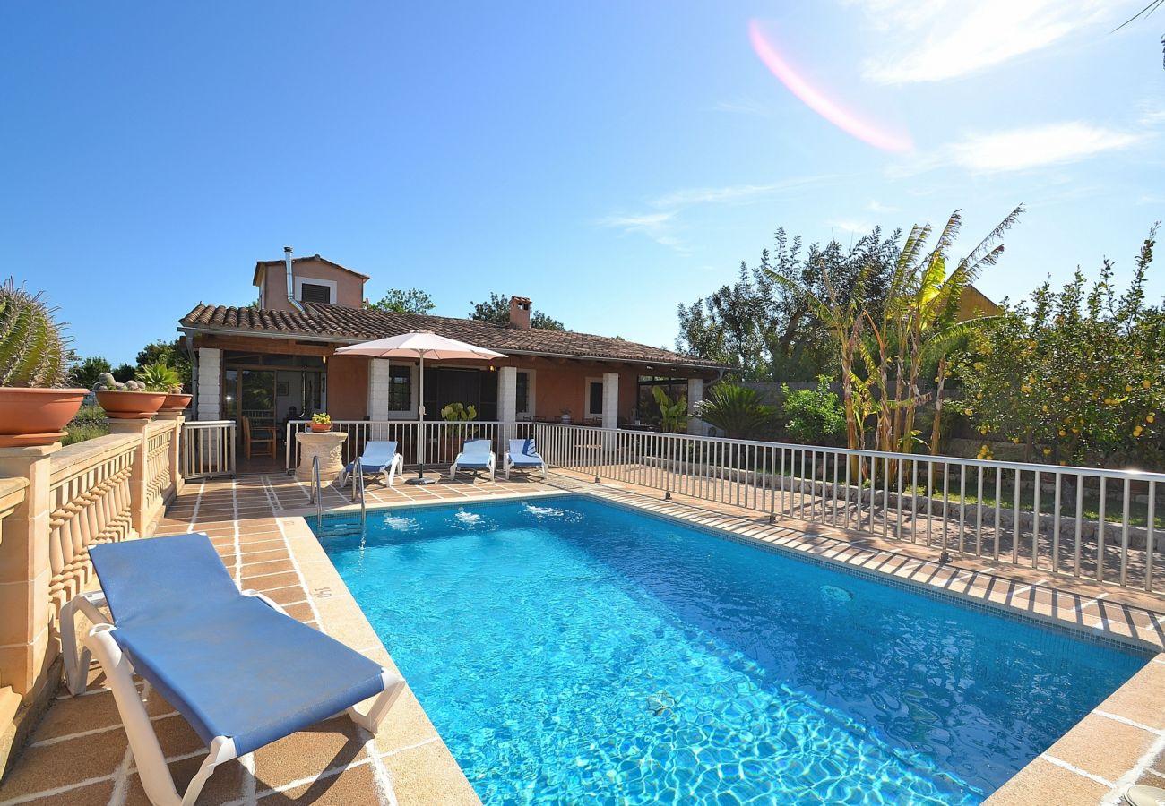 - Two single beds Holiday apartment Majorca, holiday