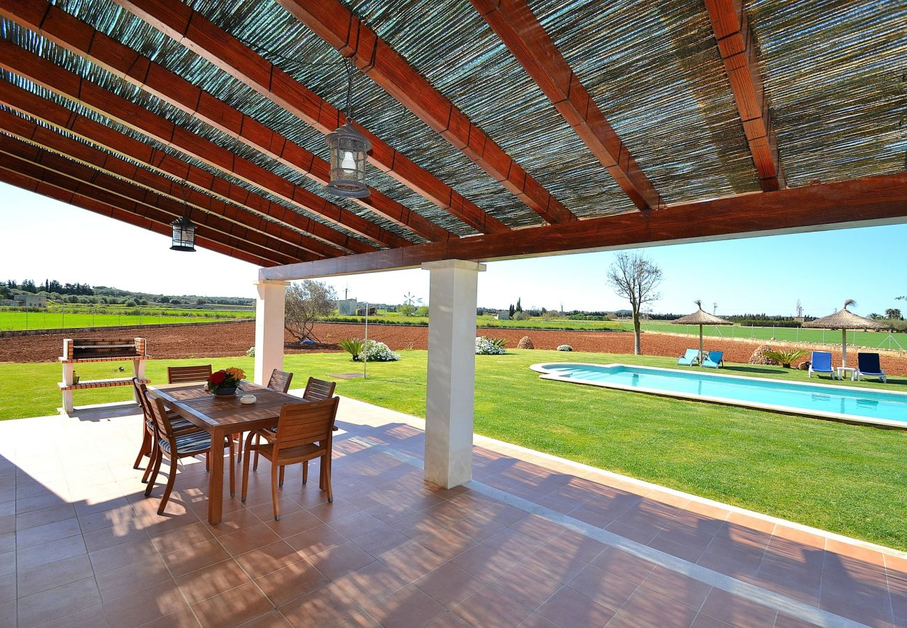 Country house in Muro - Flor de Sal Villa Muro 178