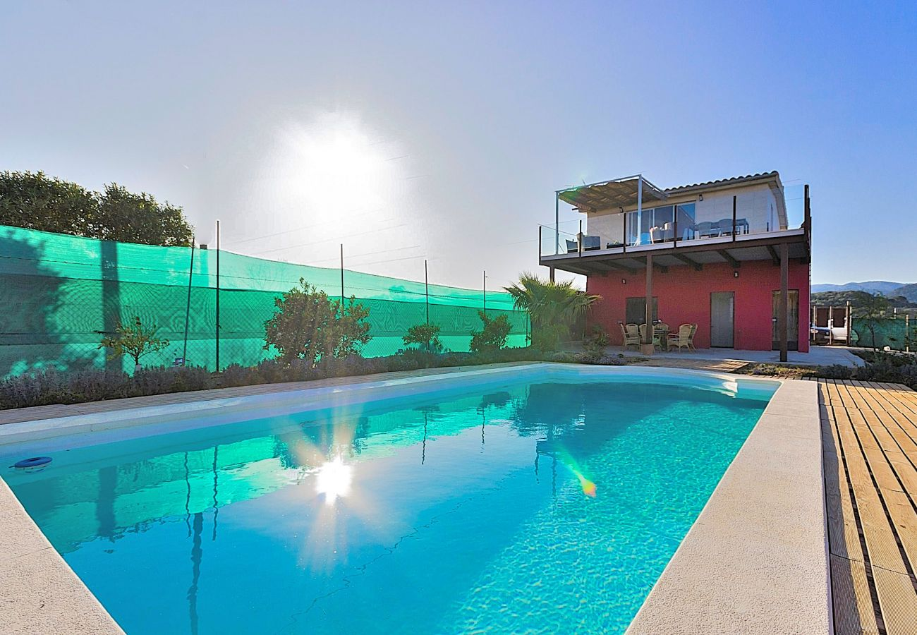 From 100 € per day you can rent your finca from our rental in Mallorca