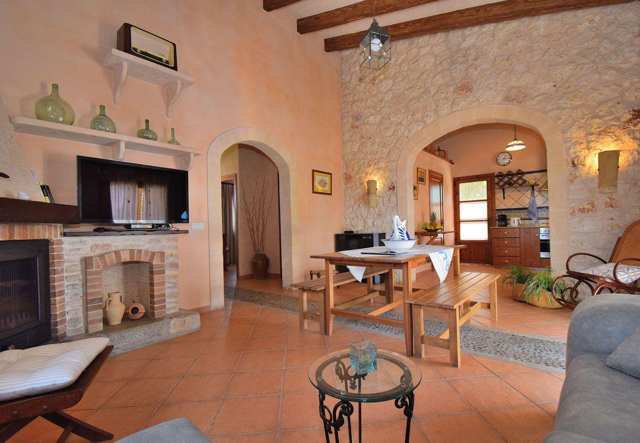 Country house in Santa Margalida - Estret finca Santa Margalida 184
