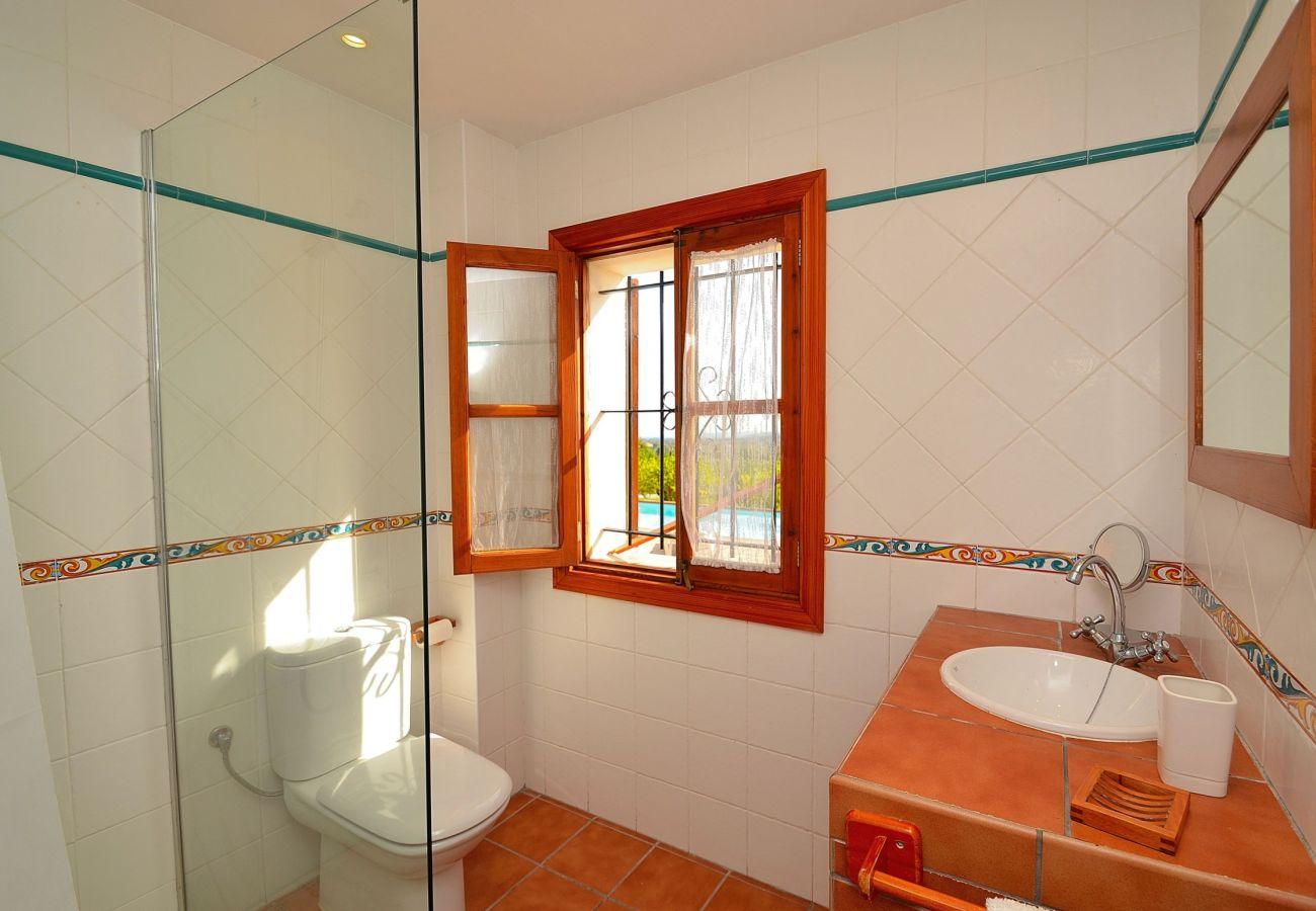Country house in Selva - Es Molinet Selva villa Mallorca 197