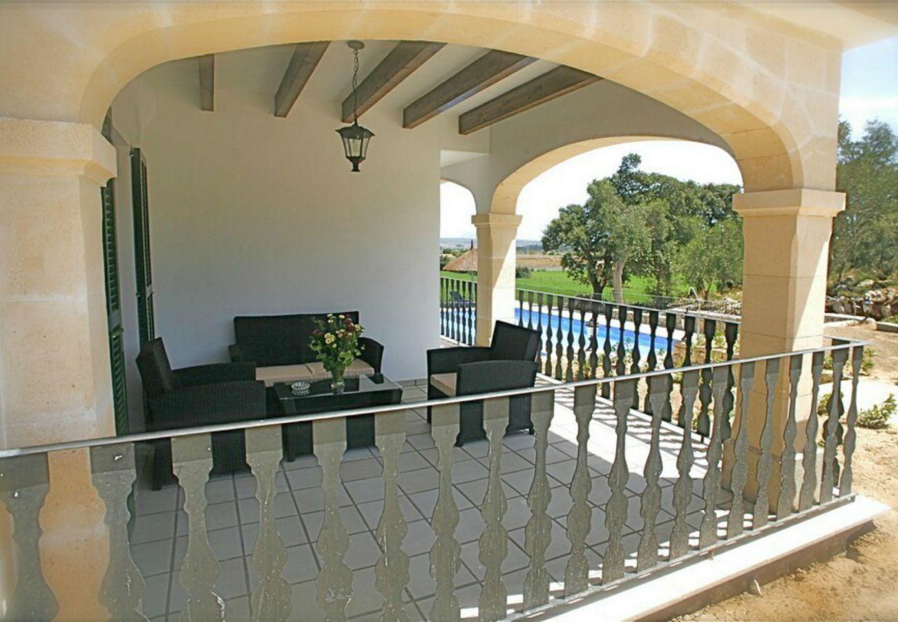 Country house in Petra - Sa Pleta Villa Petra 027