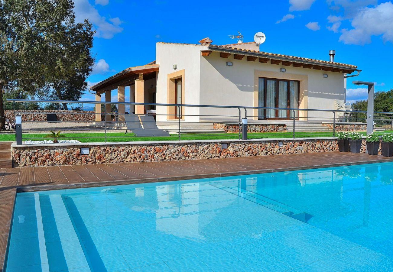 Country house in Muro - Son Butxaquí Villa Muro 215